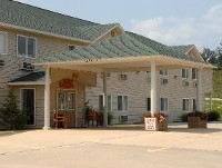 Old Hardy Motel Enterance